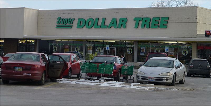 dollar tree old store