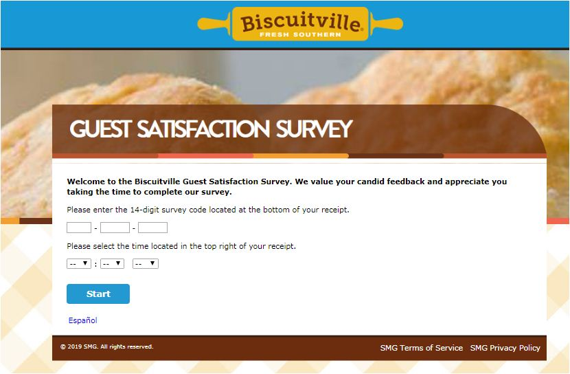 biscuitville survey