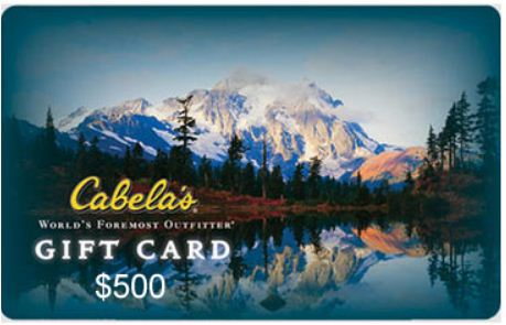cabela's retail survey